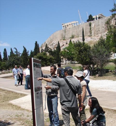 Akropoli Athens :